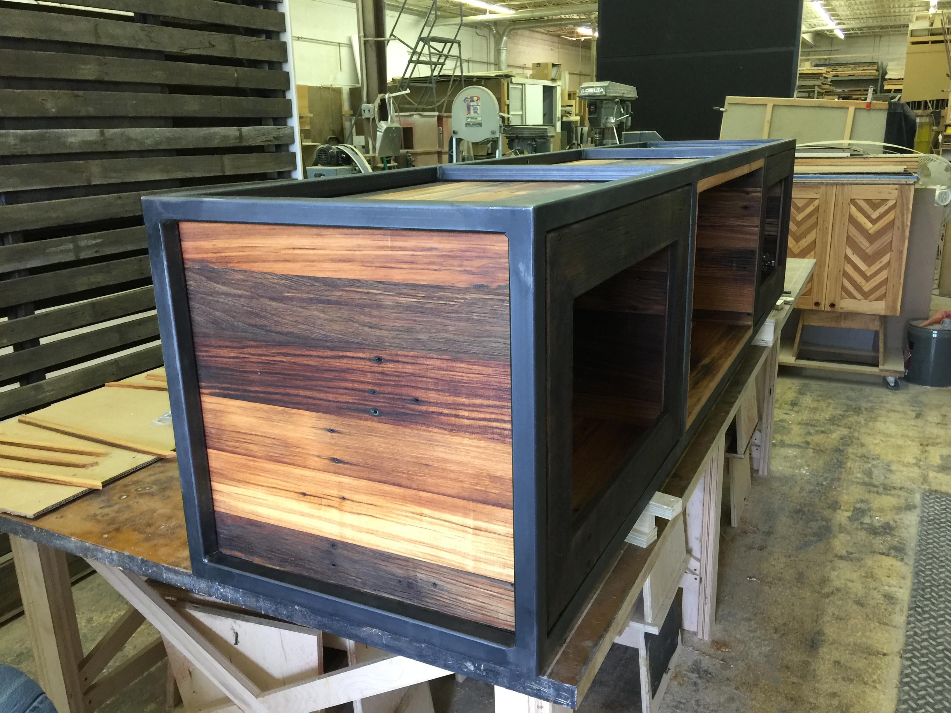 big tex reclaimed wood credenza wood credenza credenza